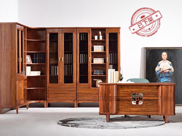 尚璞——整体书柜