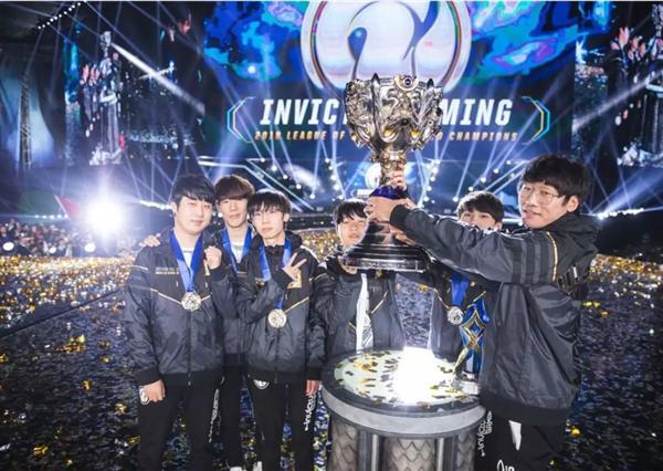 IG夺冠,中国的名字再次出现
