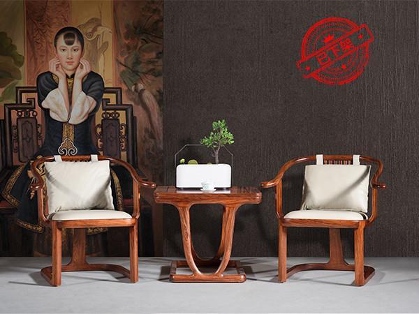 尚璞——桌椅三件套
