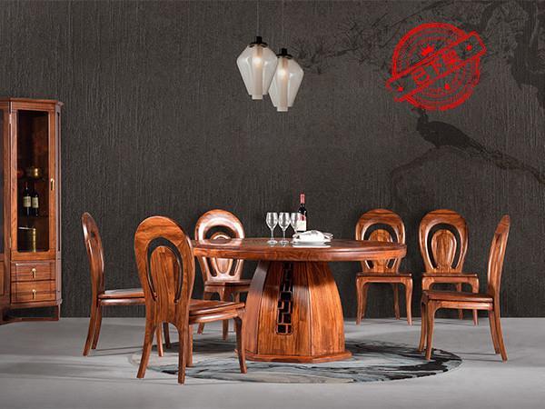 尚璞——圆桌椅
