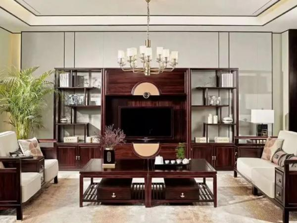 红日家具 | 雅致空间,有茶相